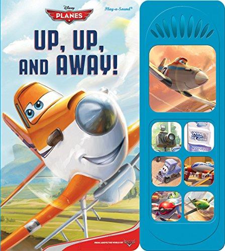9781450862844: Disney Pixar: Planes: Play-a-Sound