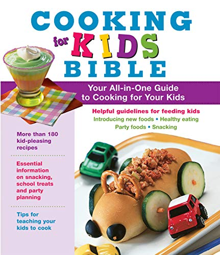 9781450863155: Cooking for Kids Bible