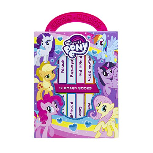 9781450863773: My Little Pony My First Library
