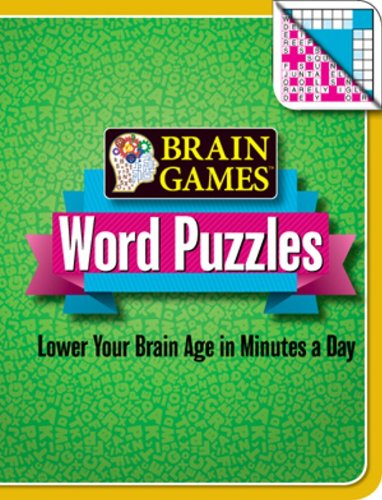 9781450864398: Brain Games Word Puzzles