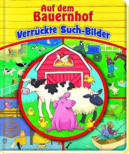 9781450864640: Auf dem Bauernhof, Verr�ckte Suchbilder