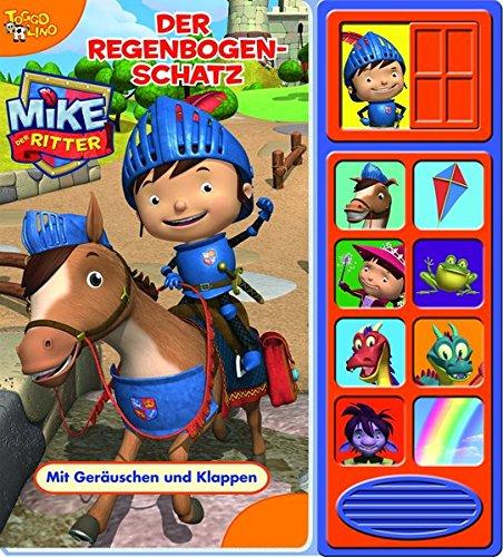 9781450864930: Mike der Ritter. Klappen Geräusche Buch
