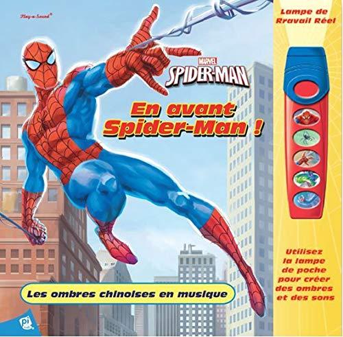 9781450865241: Spiderman - En avant Spider-Man ! Les ombres chinoises en musique