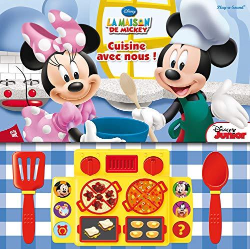 9781450865470: Cuisine avec nous ! (La maison de Mickey)