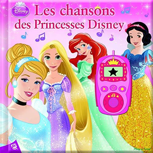 9781450865487: Princesses : Vingt chansons de princesses