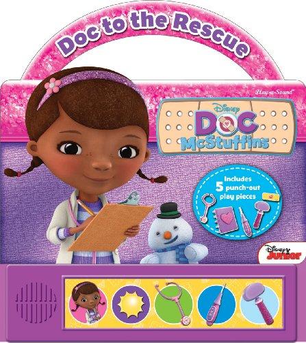 9781450865678: Disney Doc McStuffins: Doc to the Rescue: Play-a-Sound (Disney Junior: Doc McStuffins)