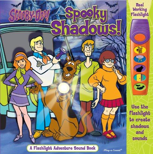9781450865982: Scooby Doo: Spooky Shadows: Flashlight Adventure Sound Book