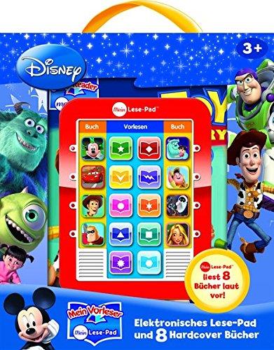 9781450868433: Mein Lese-Pad Disney Movies: Elektr.Lesepad und 8 Hardcover-Bücher