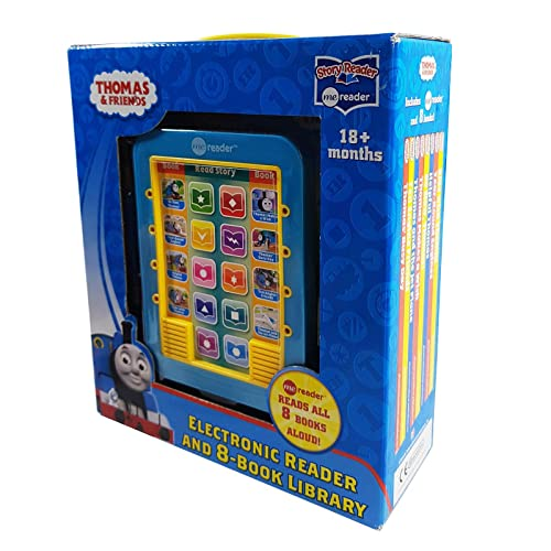 9781450868723: Thomas and Friends Me Reader (Story Reader Me Reader) 9781450868723