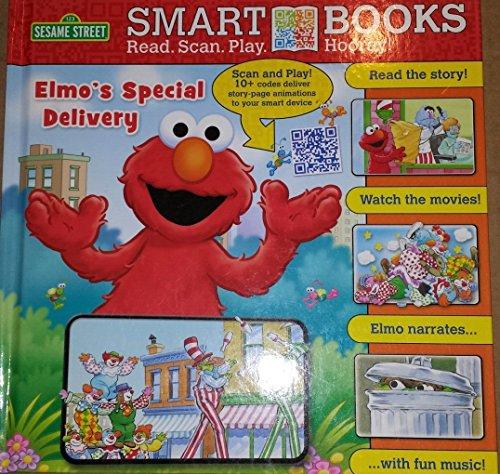 Elmo's Special Delivery: Sarah Albee
