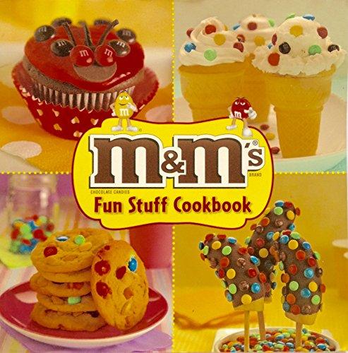 9781450873642: M&M's Fun Stuff Cookbook