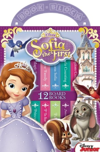 9781450873963: Sofia The First My First Library