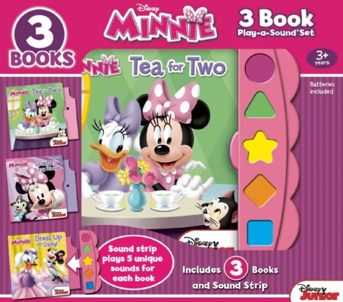 9781450874847: 3 Book Play A Sound Minnie