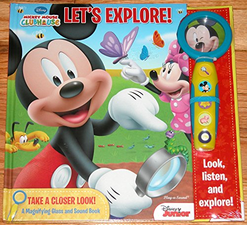 Mickey Mouse Clubhouse Let's Explore Take a: n/a
