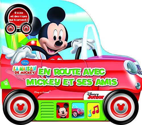 En route avec Mickey et ses amis: Brian Houlihan