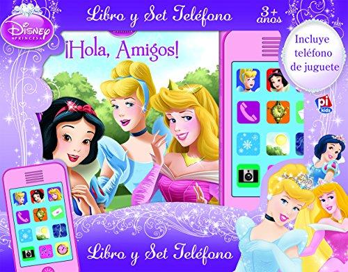 9781450880305: PSD. D.PRINCESA. HOLA, AMIGOS! (ESTUCHE LIBRO+TELEFONO)