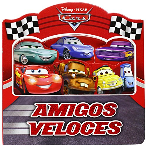 9781450880480: Cars. Amigos Veloces