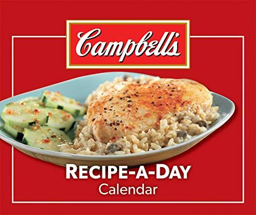 9781450881487: Campbells Recipe-A-Day Calendar