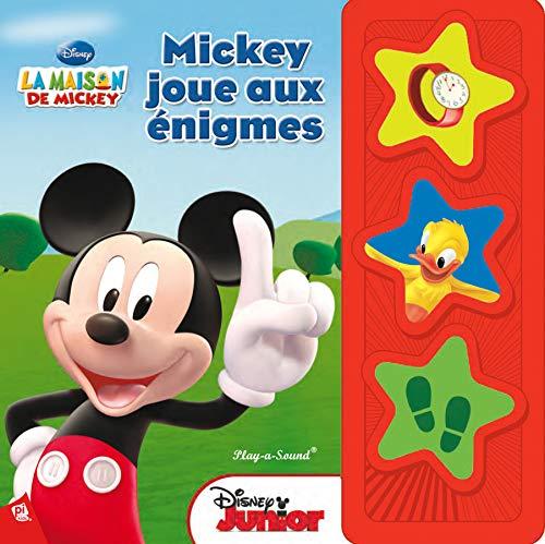 9781450883092: Mickey joue aux énigmes