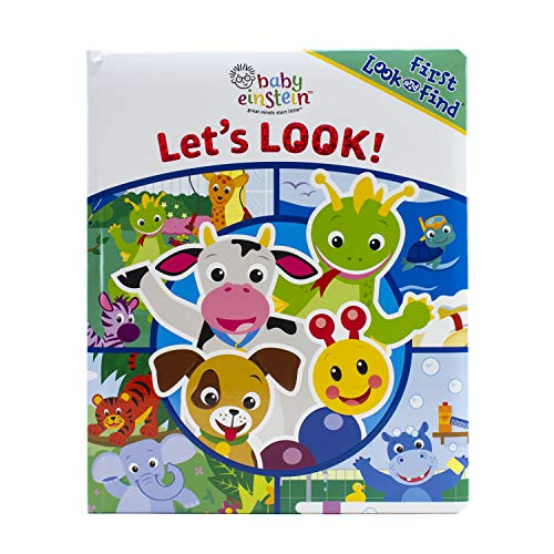 9781450883740: Baby Einstein Let's Look (First Look and Find)