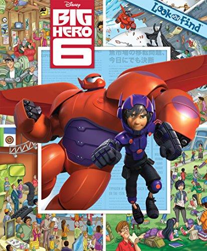 Disney® Big Hero 6 Look and Find®