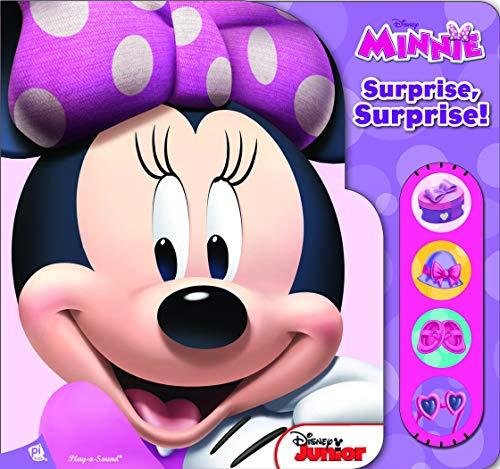 9781450883917: Minnie : surprise, surprise !