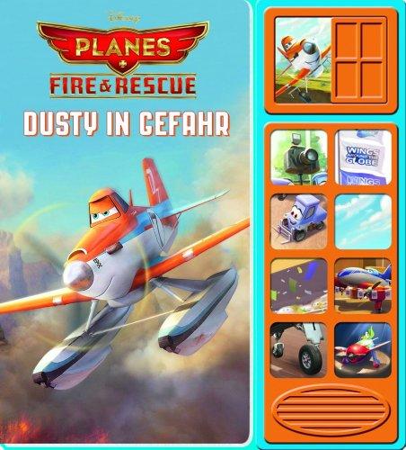 9781450884839: Planes 2 Dusty in Gefahr - Geräuschebuch
