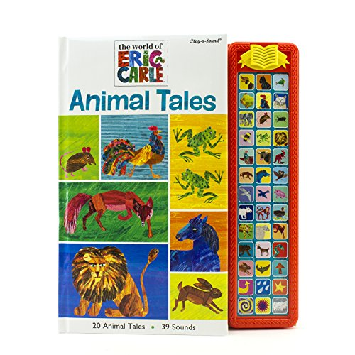 9781450885294: World of Eric Carle - Animal Tales Sound Storybook Treasury 9781450885294