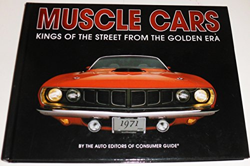 9781450885652: Muscle Cars: Kings of the Street from the Golden Era