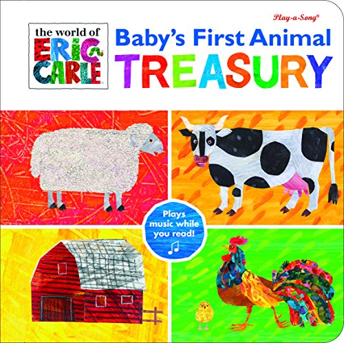 9781450885843: Baby's First Animal Treasury