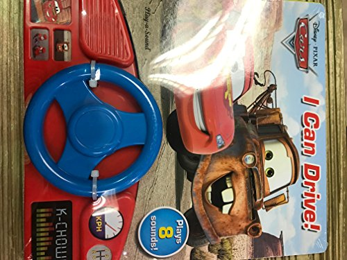 I Can Drive (Play-a-Sound) Disney Pixar Cars: Unknown