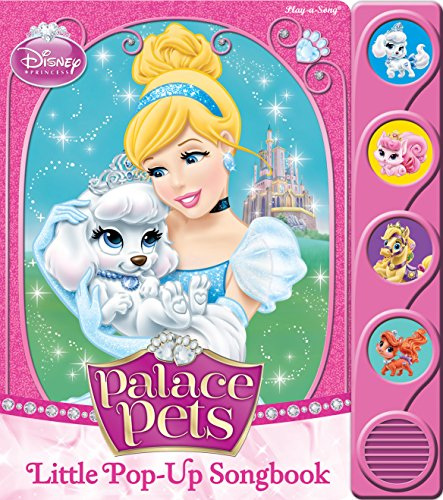 9781450886352: Disney® Princess Palace Pets: Little Pop-Up Songbook
