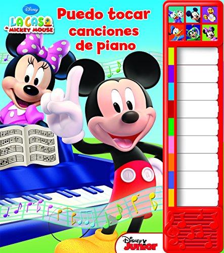Peque¥o Piano de Mickey