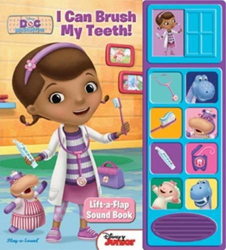 9781450889919: Doc Mcstuffins - I Can Brush My Teeth!