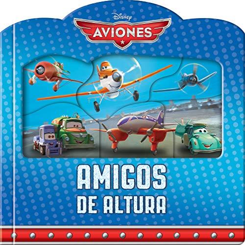 LIBRO VENTANA AVIONES AMIGOS DE ALTURA PLANES: AA.VV
