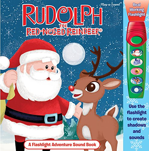 Rudolph the Red-Nosed Reindeer®: A Flashlight Adventure