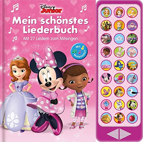 9781450890564: Mein schönstes Liederbuch: Disney Junior