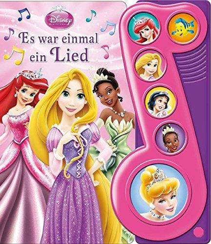 9781450891110: Prinzessin - Es war einmal ein Lied - Disney Liederbuch