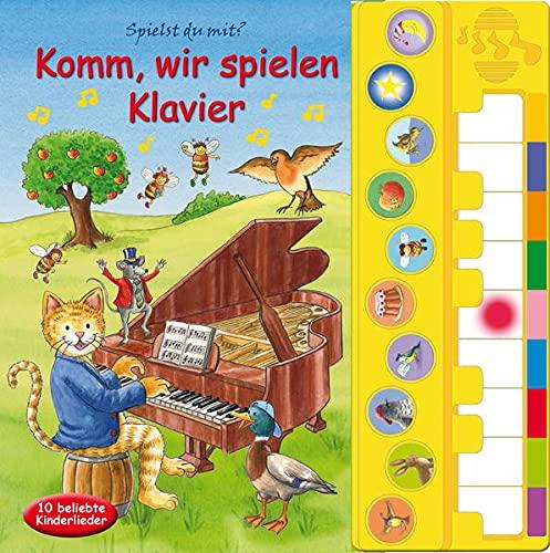 9781450891240: Komm wir Spielen Klavier