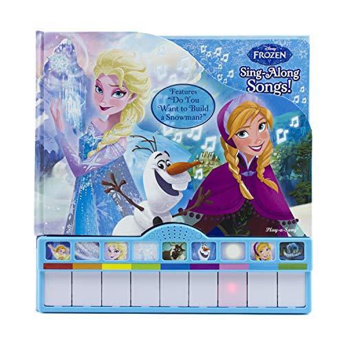 Disney Frozen Piano Book Mini Deluxe: Editors of Publications