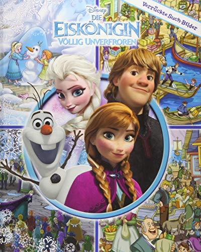 9781450891516: Die Eiskönigin - Suchbilder. Disney Verrückte Such-Bilder