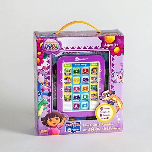 9781450891967: Dora the Explorer Electronic Me Reader & Books Set