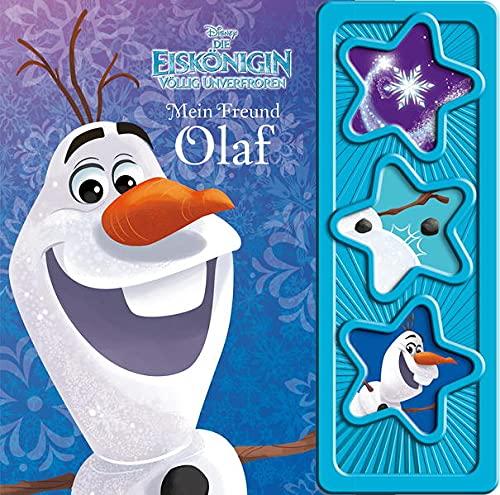 9781450894753: Die Eisk�nigin - Mein Freund Olaf: Disney 3 Button Soundbuch