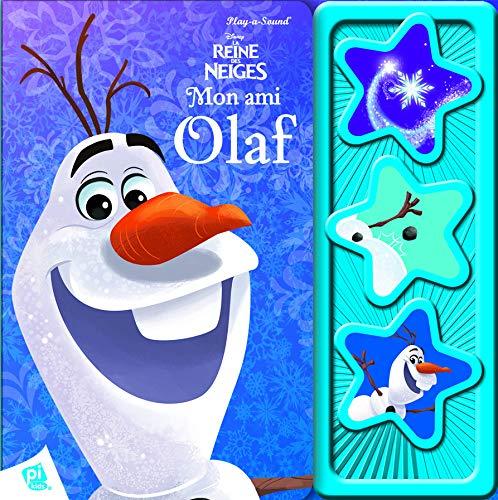 9781450895293: La reine des neiges : mon ami Olaf