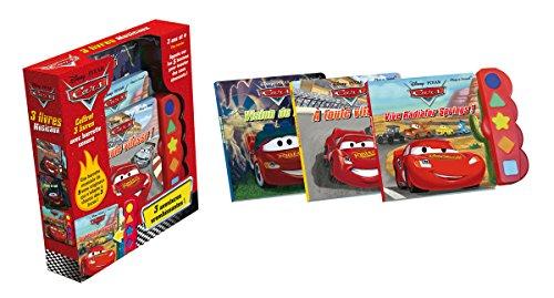 9781450896153: Cars, 3 livres musicaux