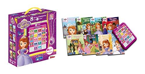 9781450896276: Princesse Sofia, ma tablette de lecture avec 8 livres