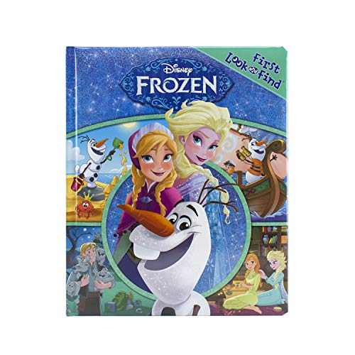 9781450896993: Frozen My First Look and Find®