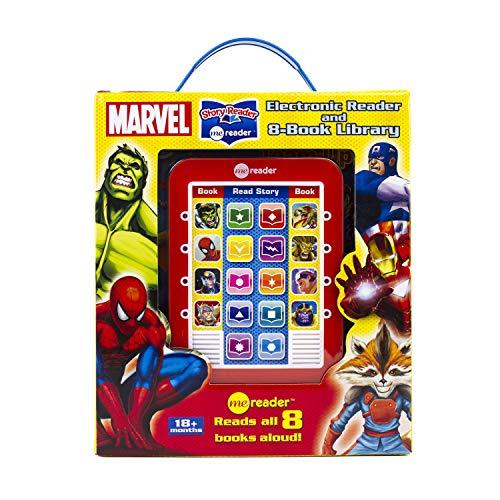 9781450897716: Marvel Me Reader 4 Inch 8 Book Box Set