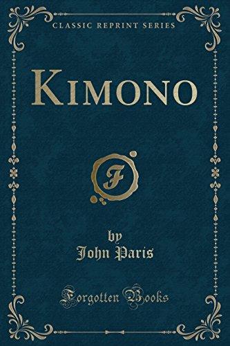9781451014495: Kimono (Classic Reprint)