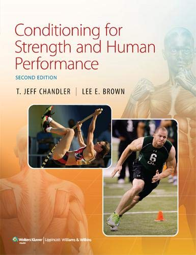 9781451100846: Conditioning for Strength and Human Performance